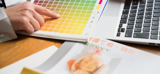 アサヒサービスはデジタル媒体だけでなく印刷物でのアプローチも行います